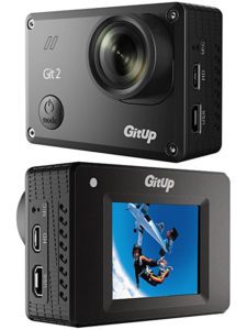 The Git2 action camera.